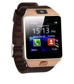 Smart watch phone takes sim