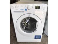 8KG INDESIT Innex XWA81682 Free Standing Washing Machine Good Condition & Fully Working Order