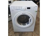 6 MONTHS WARRANTY Hotpoint 8kg, 1400spin, A++ rated washing machine FREE DELIVERY
