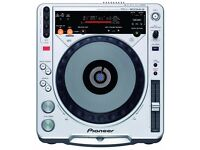 Pion eer CDJ 800 MK2 (DJ Deck/CD Deck/DJ Equipment/Professional)-for DJ gigs,house parties etc