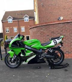 Kawasaki ZX7R 2002 P6