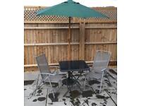 Garden patio furniture - cheap!