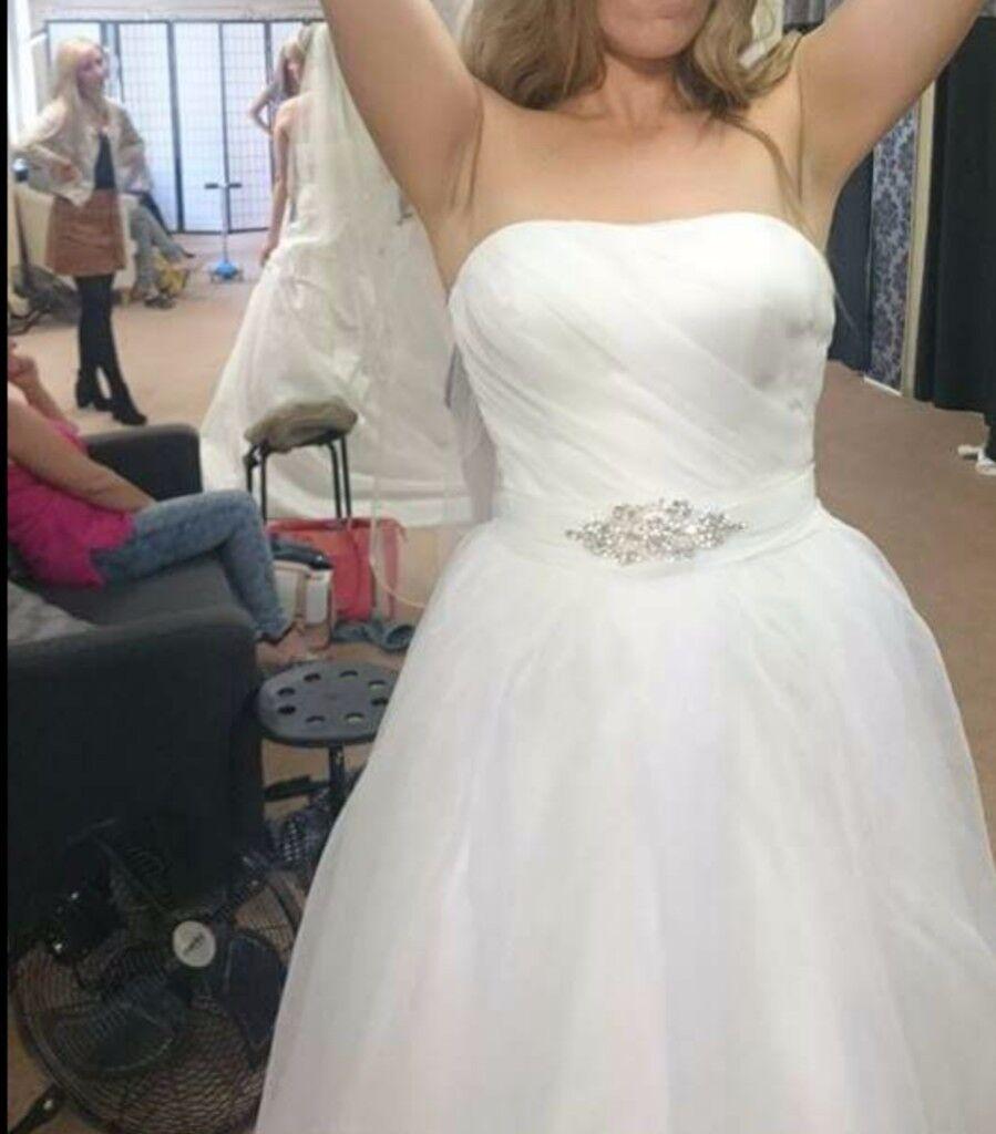 Brand New Wedding Dress Size 10 8 12