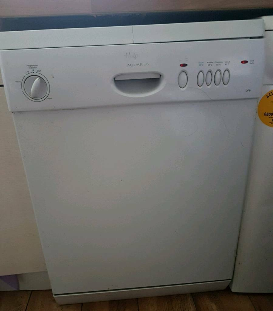 Dishwasher Hotpoint Aquarius DF61