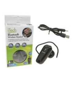 Bluetooth Headset BNIB