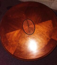 Retro style coffee table