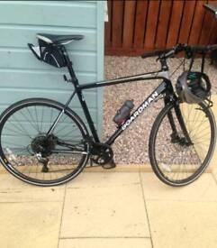 Boardman bicycle