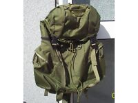 Karrimor sf sabre 35 rucksack. Perfect condition. Used twice only.