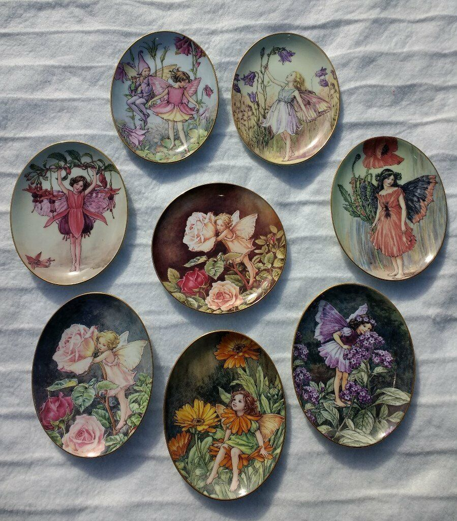 """One Inch Lot of 15 Pin Back 1/"""" Buttons Badges – FAIRY FARIES"""
