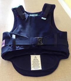Airowear Horse Riding Level 3 Body Protector, Child Small