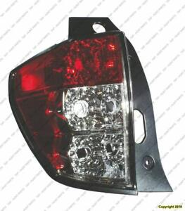 Tail Lamp Driver Side High Quality Subaru Forester 2009-2013