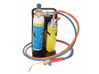Rothenberger Roxy Kit Plus 3100 Portable Brazing and Welding Kit EUC