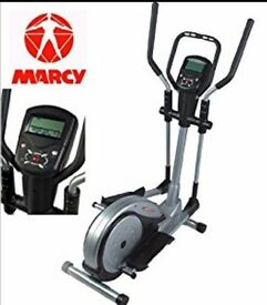 Marcy Stratus Eliptical Trainer For Quick Sale