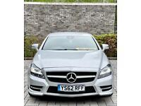 2013 Mercedes Benz Cls350 Amg Sport