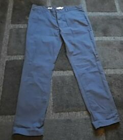 Mens Next Trousers 34R