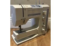 Bernina 1015 Swiss Made Heavy Duty Sewing Machine Pre-Owned - Serviced - Warranty - UK Delivery