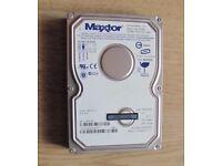 Hard Drive 250GB - 3.5 Maxtor Diamondmax PATA