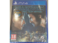 Bulletstorm - Full Clip Edition Playstation 4 (PS4) Brand new and sealed