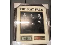 Rat Pack Autograph