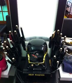 New Golden Supreme Elite Deluxe Stove Styling Set (Black)