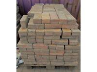 x100 Reclaimed Pavers /Block Paving Bricks