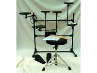 ION USB drum kit. Electronic drum kit plus accessories.