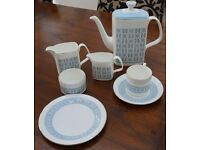 Royal Doulton Counterpoint China Dinnerservice for Eight