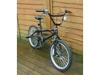 BMX bike, bicycle, cycle