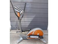 BODY SCULPTURE - PROGRAMMABLE MAGNETIC ELLIPTICAL STRIDER - VERY STURDY - EXCELLENT CONDITION