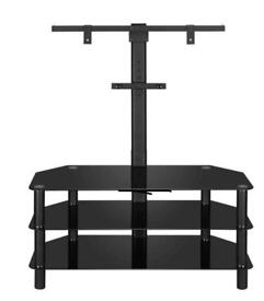Tv Stand With Supporting Bracket