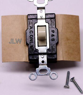 Legrand Pass Seymour Manual Controller Switch Spdt 15a Mod 1250-i