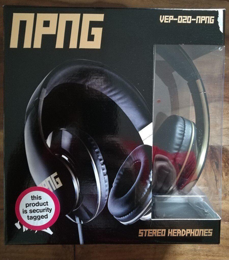 headphones VEP-020-NPNG