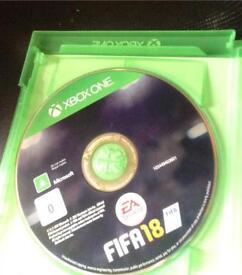 Xbox One Fifa 18