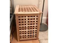 Ikea HOL bedside table - perfect condition