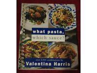 5000 combinations Pasta & Sauce Cookbook