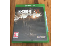 Resident Evil Biohazard Xbox One Game
