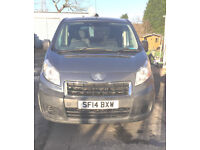 Peugeot Expert Independence HDi Tepee Wheelchair Access DIESEL SEMI/AUTO 2014