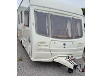 Avondale Dart 556-6, 6 berth with bunk beds side dinnette