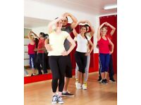 Latin Dance Fitness Classes - fun way to be fit!
