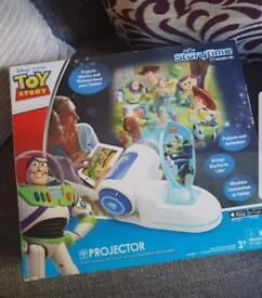 Toy Story Projector Brand new