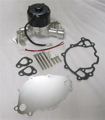 *Small Block Ford Electric Water Pump High Volume 289 302 SBF with PLATE