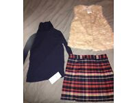 Full M&S Girls Outfit - 10 Year Old