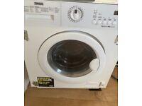 Zanussi washing machine and dryer