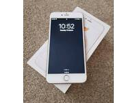 iPhone 6 S Plus. 64gb. Rose Gold. Fully Boxed. Near mint condition. EE Network.
