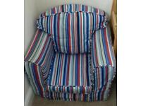 Armchair for a child