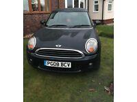 2008 Mini One For Sale - Alloys - Black - Manual - Petrol -