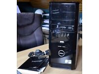 DELL XPS 420 Desktop Tower PC - Intel Core 2 Quad 2.40GHz 4Gb RAM - Not Working SPARES REPAIR