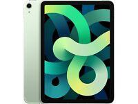 2020 Apple iPad Air (10.9-inch, Wi-Fi + Cellular, 64GB) - Green (4th Generation)