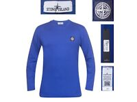 Stone Island Long Sleeve T shirt (Wholesale Only)
