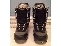Northwave Devine Women's Snowbording Boots Size UK 4.5